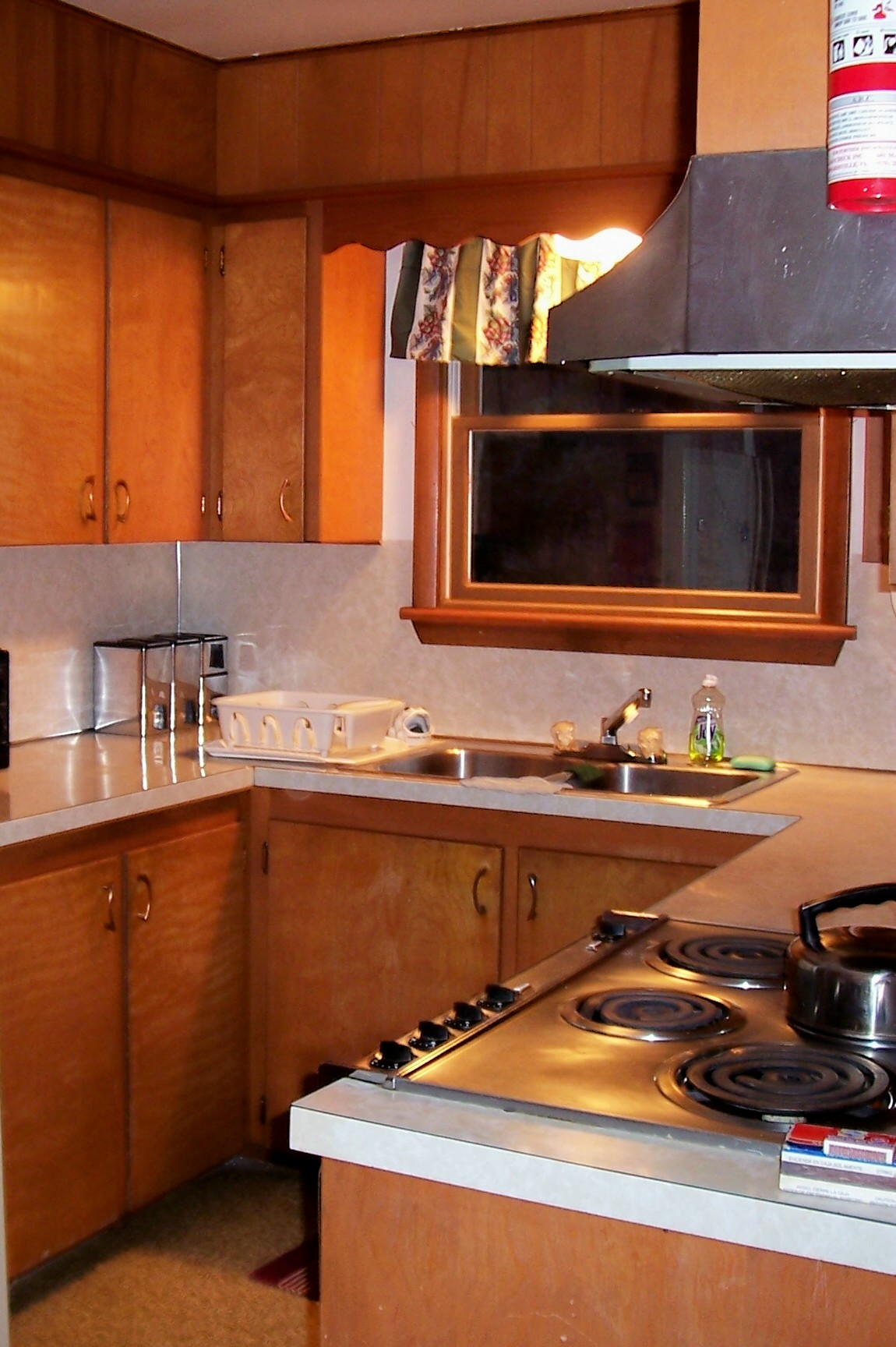 MRF Unit 1 Kitchen